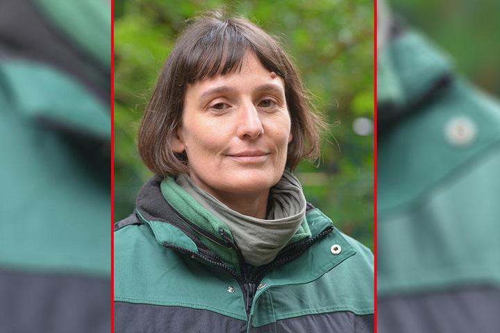 Der Regen macht Tierpark-Chefin Dr. Anja Dube (48) keinen Strich durch die Fest-Rechnung.