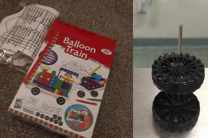 Dieses Spielzeug wurde einer Britin zum Verhängnis.