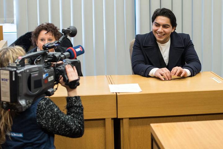 Die Klage des Schülers zog viel Medienrummel nach sich.