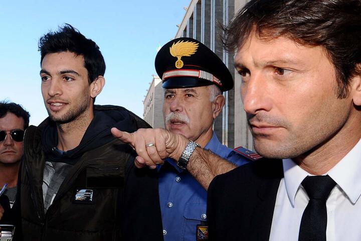PSG-Sportdirektor Leonardo 2011.
