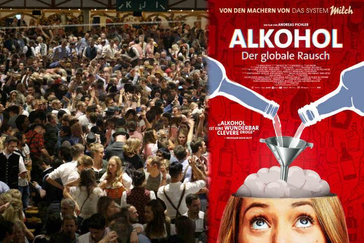 """""""Alkohol - Der globale Rausch"""" ist eine brisante und extrem wichtige Dokumentation geworden."""