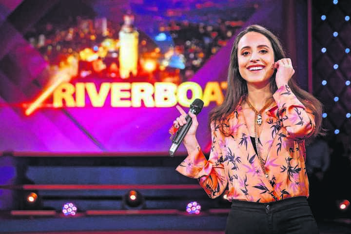 2017 stieg Stephanie Stumph (34) in die Talkshow ein, zeichnete 2018 sogar zwei Sendungen in Dresden auf.
