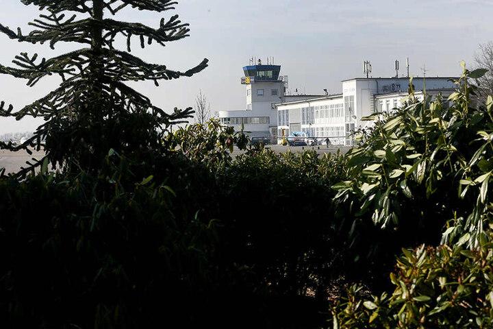 Auf dem Gelände des Flughafens Essen/Mülheim sollte das Konzert mit Popstar Ed Sheeran und 80.000 Fans ursprünglich stattfinden.