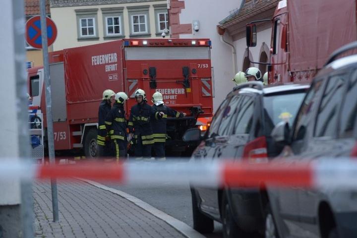 Thüringer Staatskanzlei wegen verdächtiger Briefe geräumt