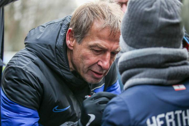 Unter Jürgen Klinsmann hat Duda einen schweren Stand.