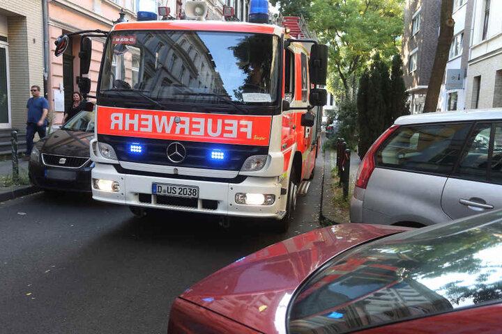 Oft die Rettungskräfte müssen oft Umwege fahren.
