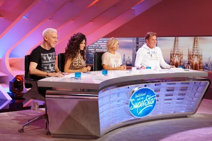 Neben DSDS-Urgestein sitzen in dieser Staffel auch H.P. Baxxter, Shirin David und Michelle in der Jury.