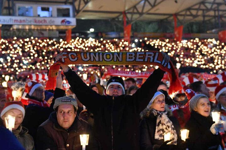 Darum Gefährdet Dfl Spielplan Das Kultige Union Weihnachtssingen
