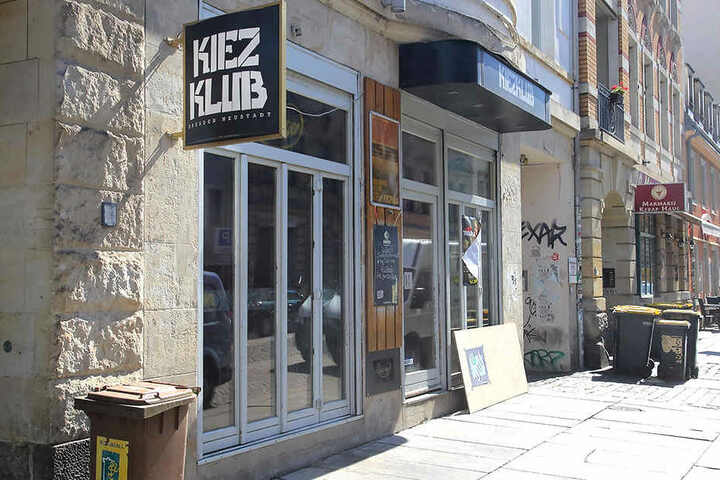 Kiezklub: In der Neustadt-Disco ereignete sich die blutige Tat.