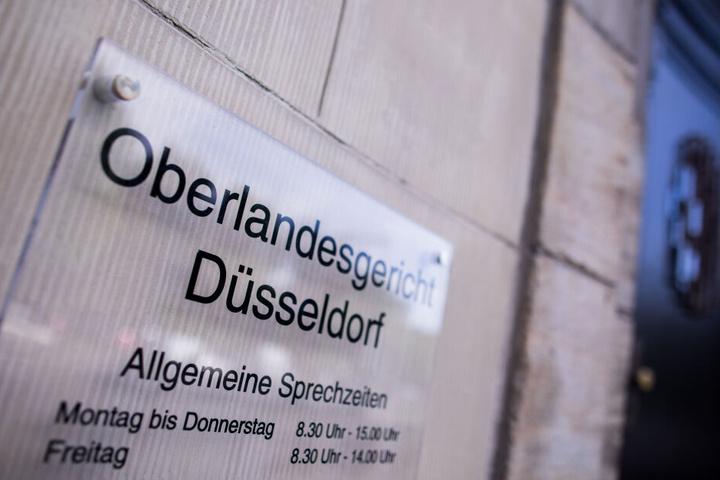 Das Oberlandesgericht hat für den Prozess 22 Verhandlungstage angesetzt (Archivbild).