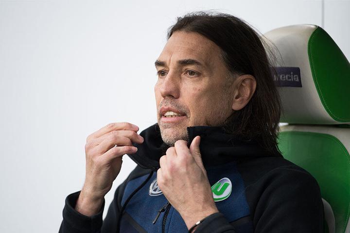 Martin Schmidt (51) wird der neue Coach beim FC Augsburg.