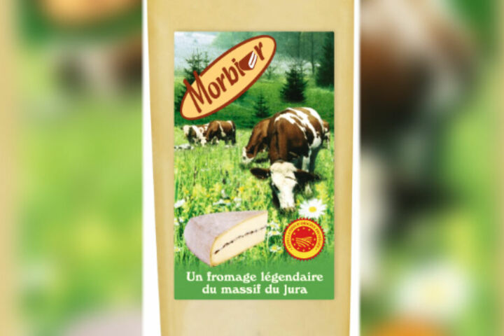 """Der """"Morbier AOP mit Rohmilch hergestellt, 250g"""" von Lidl wird zurückgerufen."""