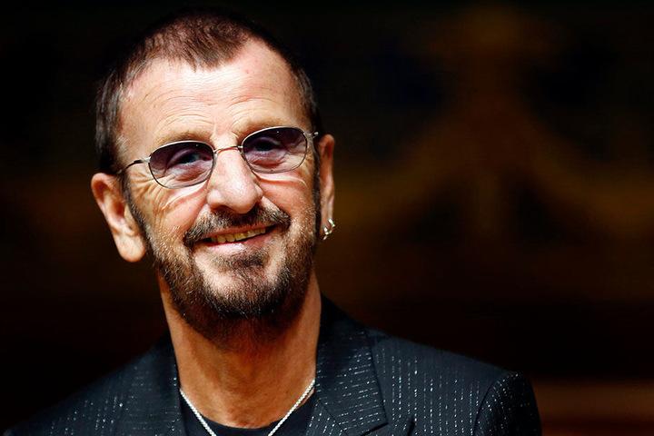 """Ex-Beatle Ringo Starr kommt mit seiner """"All Starr Band"""" im Sommer kommenden Jahres nach Zwickau."""