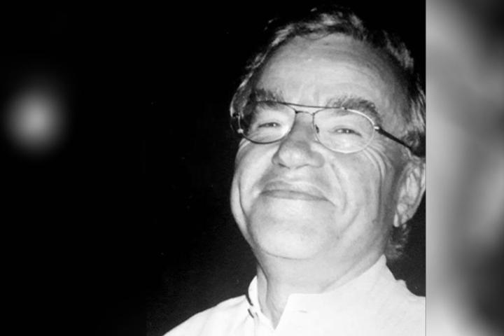 Dr. Leonhard Kasek war schon in der DDR in der Umweltbewegung aktiv.