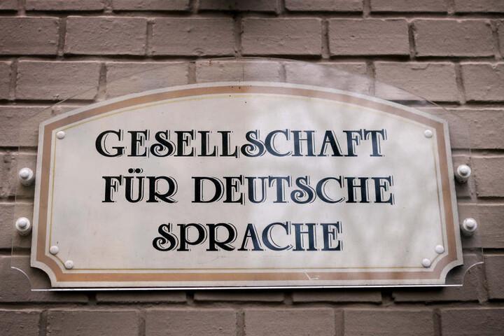Die Gesellschaft für deutsche Sprache führte die Wahl durch.