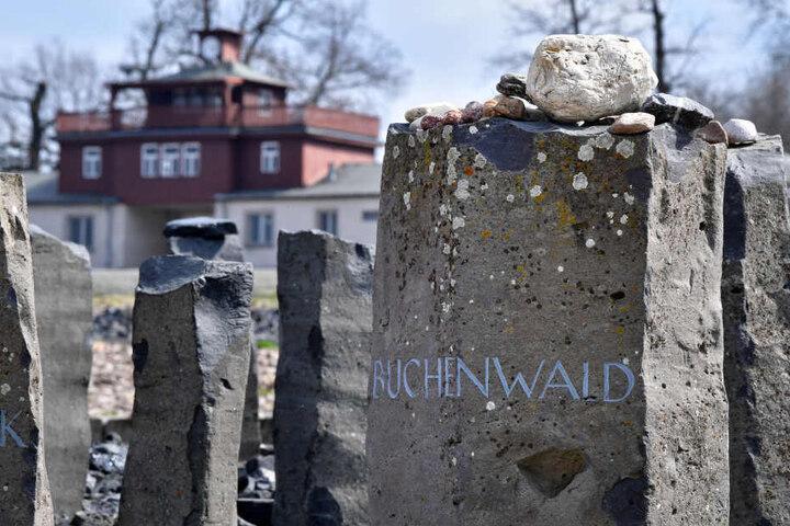 Im KZ Buchenwald waren insgesamt etwa 266.000 Menschen inhaftiert.