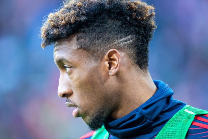 Kingsley Coman wird dem FC Bayern München einmal mehr verletzungsbedingt fehlen.