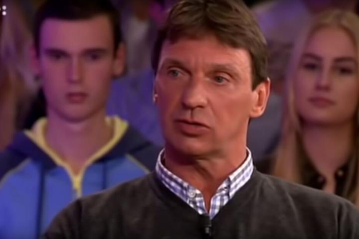 Willem Holleeder im Interview. Für Totschlag und Auftragsmord wurde er endlich verurteilt.