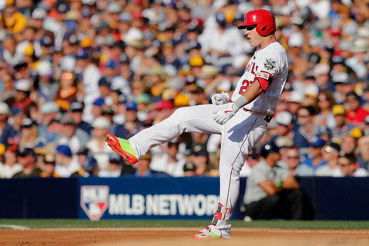"""Der 27-Jährige war 2014 und 2016 der """"Most Valuable Player"""" in der American League. Zudem ist er fünfmaliger MLB All-Star."""