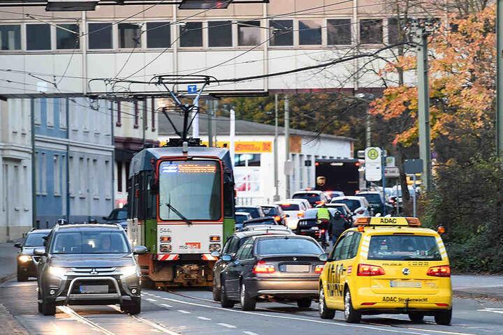 Auf der Linie 1 kommt es vor allem im Berufsverkehr zu massiven Störungen und Verspätungen.