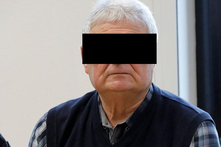 Oleksandr P. (72) saß am Montag auf der Anklagebank im Amtsgericht.