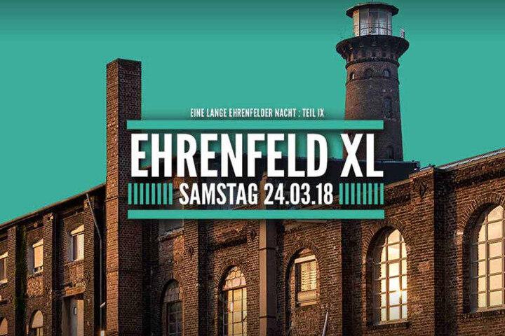 """""""Ehrenfeld XL"""" bietet mehr als genug Möglichkeiten, um bis in den späten Sonntag zu feiern."""
