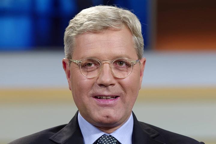 Plauderte die Pläne aus: CDU-Bundestagsabgeordneter Norbert Röttgen (51),Vorsitzender des Auswärtigen Ausschusses im Bundestag.