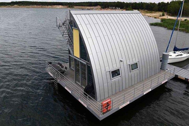 Bis jetzt werden die schwimmenden Häuser nur von Touristen genutzt.