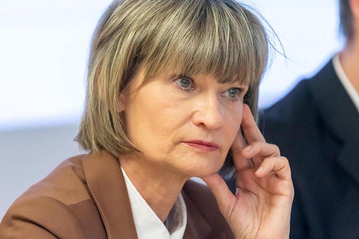 OB Barbara Ludwig war sauer über die Aussage von Ex-Dezernent Philipp Rochold (55).