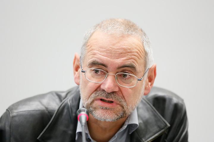 Christian Korndörfer, Leiter des Umweltamtes, machte den Industriesektor für die gestiegenen Werte mitverantwortlich.