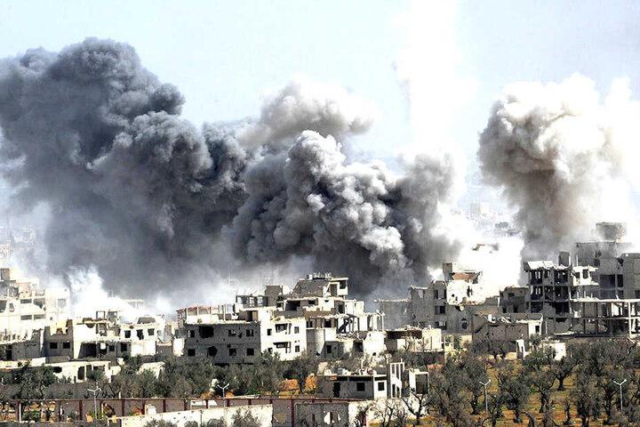 In Syrien tobt seit Jahren ein brutaler Bürgerkrieg, trotzdem zog es auch deutsche Radikale dorthin.