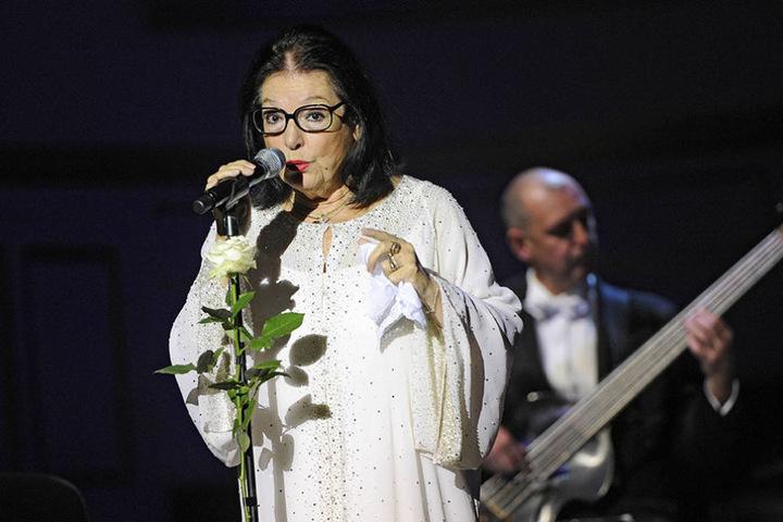Nana Mouskouri (81) wird der Star-Gast eines besonderen Gala-Dinners.