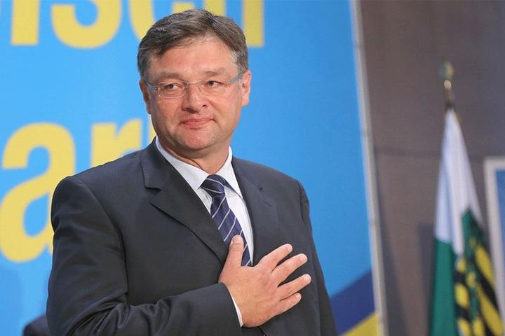 Holger Zastrow (49, FDP).