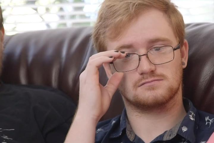 Mit Christopher (22) erwartet Tory ein Kind.