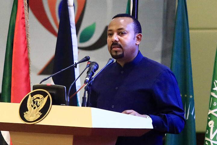 Abiy Ahmed, Ministerpräsident in Äthiopien, ist diesjähriger Friedensnobelpreisträger.