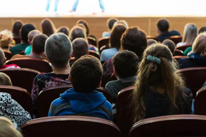 Im Theater herrscht freie Platzwahl (Symbolbild).