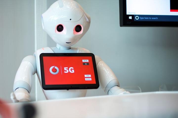 Das künftige 5G-Datennetz soll den Mobilfunk revolutionieren.