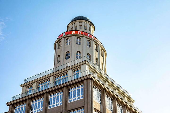 Der Ernemannturm bietet im Dresdner Osten eine andere Perspektive auf die Stadt.