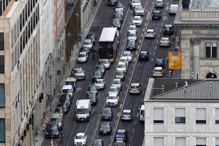 Auch auf einem Teil der Leipziger Straße soll künftig 30 geilten.