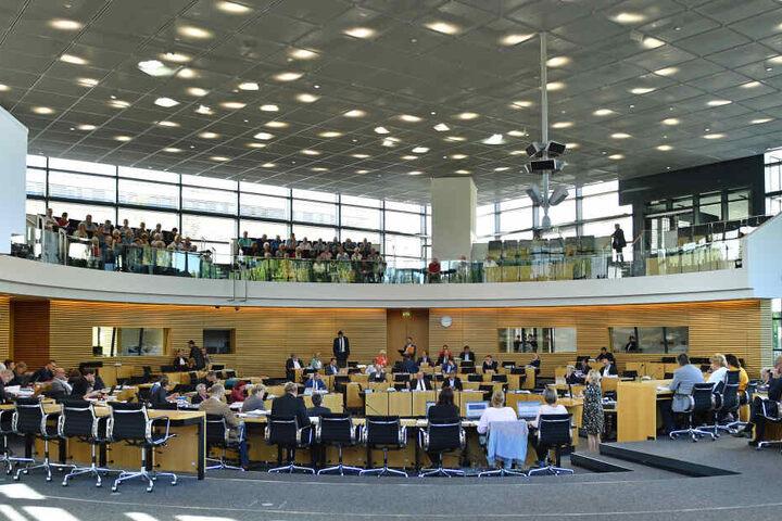 Am Donnerstag wurde das Gesetz im Landtag beschlossen.