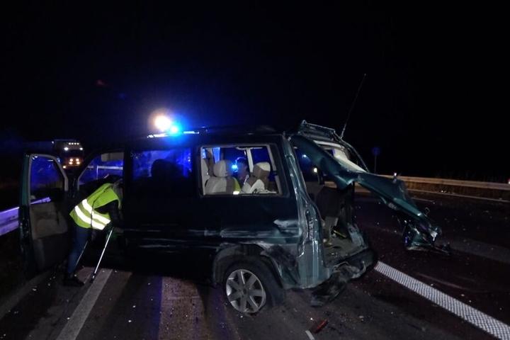 Zuvor hatte sich dieser Unfall ereignet, bei dem es keine Verletzten gab.
