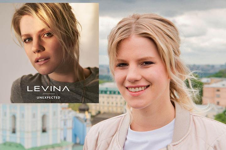 """Levinas Album """"Unexpected"""" erschien in diesem Jahr. Die Songs bringt sie nach Dresden mit."""