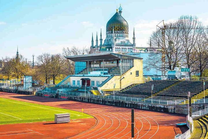 Gelingt dem Dresdner SC zum 100-jährigen Jubiläum des Heinz-Steyer-Stadions die Revanche gegen Lok Leipzig? Am 26. Mai wird es sich zeigen.