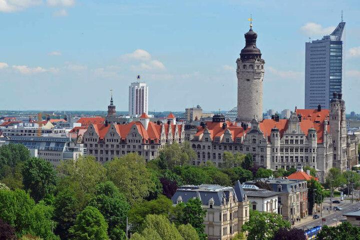 Die Stadt Leipzig darf Kredite aufnehmen und über 600 Millionen Euro investieren.