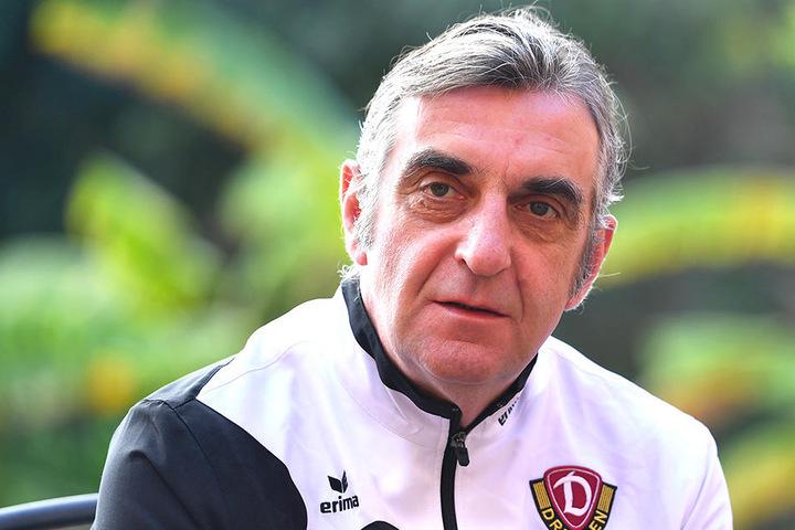 Dynamo-Sportchef Ralf Minge muss Auszeit nehmen