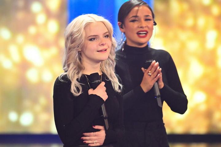 Das junge Duo S!sters wird Deutschland beim Eurovision Song Contest vertreten.