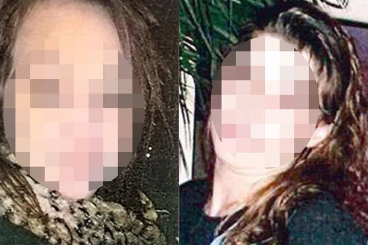 Die Opfer: Anja B. (li.) und Maria D. (re.)