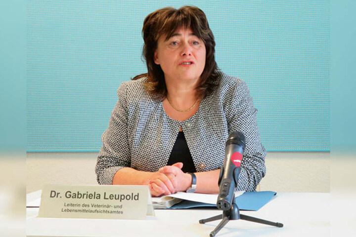 Veterinäramtsleiterin Dr. Gabriela Leupold - nach der Studie will sie prüfen, ob Leipzig eine generelle Kastrationspflicht für Katzen oder eine Ausgangssperre für unkastrierte Katzen erlässt.