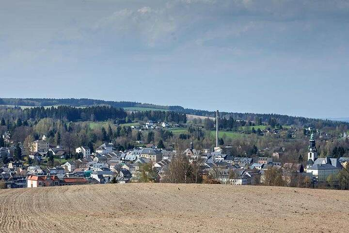 Adorf, ein kleines Städtchen im Vogtland, schrumpft immer weiter.