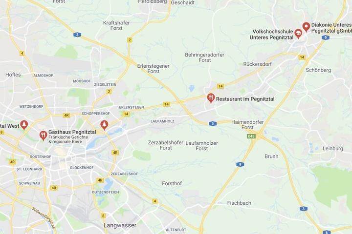 Östlich von Nürnberg wurde das Pegnitztal zum Naturschutzgebiet erklärt.
